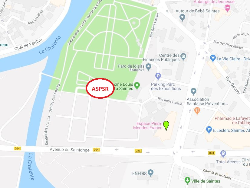Plan ASPSR 2– Google My Maps